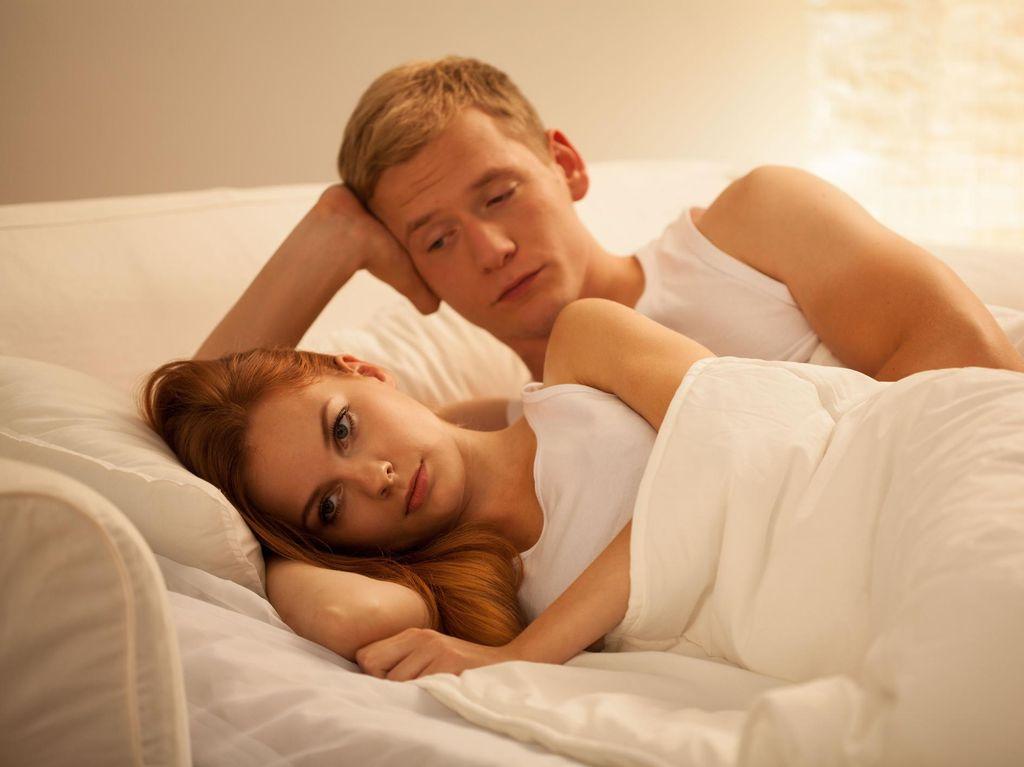 Suami Sulit Ereksi, Apakah Karena Kelebihan Berat Badan?