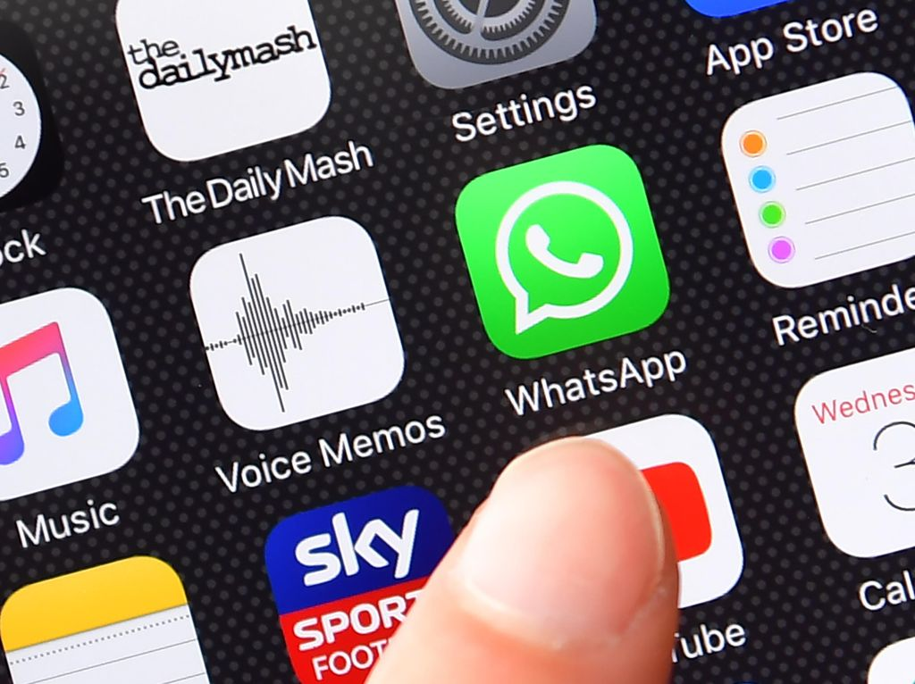 Update WhatsApp di iPhone Bisa Nguping File Audio Lewat Notifikasi