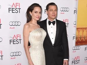Angelina Jolie Curhat Soal Masa Sulit Hadapi Perceraian dengan Brad Pitt