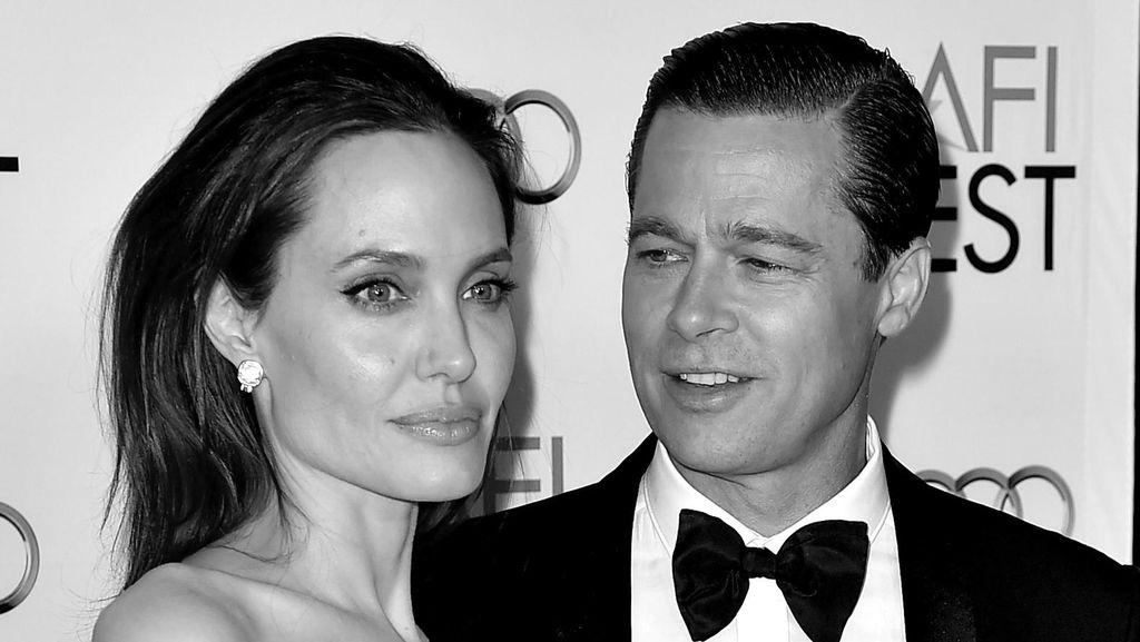 Selain Angelina Jolie, Ini Perceraian Selebriti Lain yang Mengejutkan