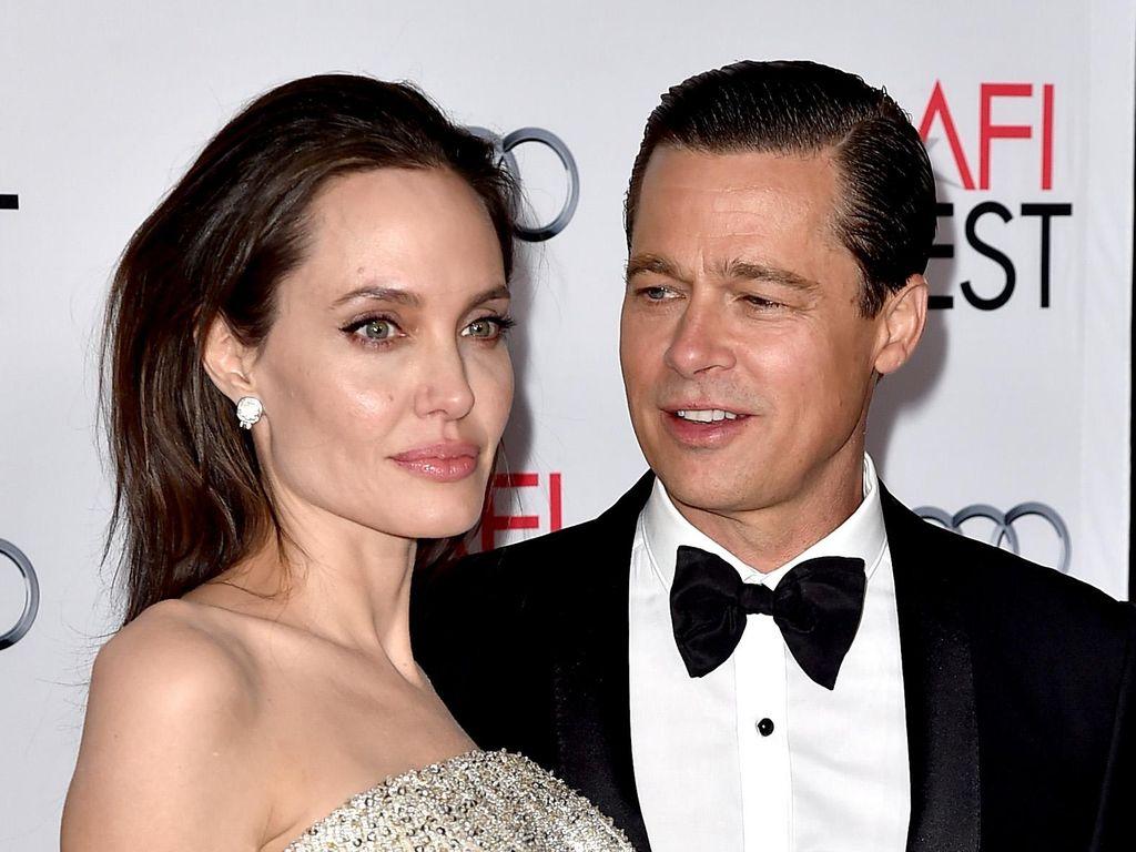 Brad Pitt Berseteru dengan Angelina Jolie, Penjahat Seks Ini Jadi Penyebabnya
