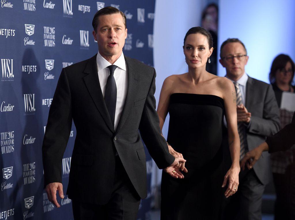Menyoal Sengketa Hak Asuh Anak Brad Pitt dan Angelina Jolie