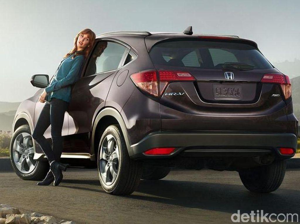 Honda HR-V Bakal Punya Varian Mobil Listrik