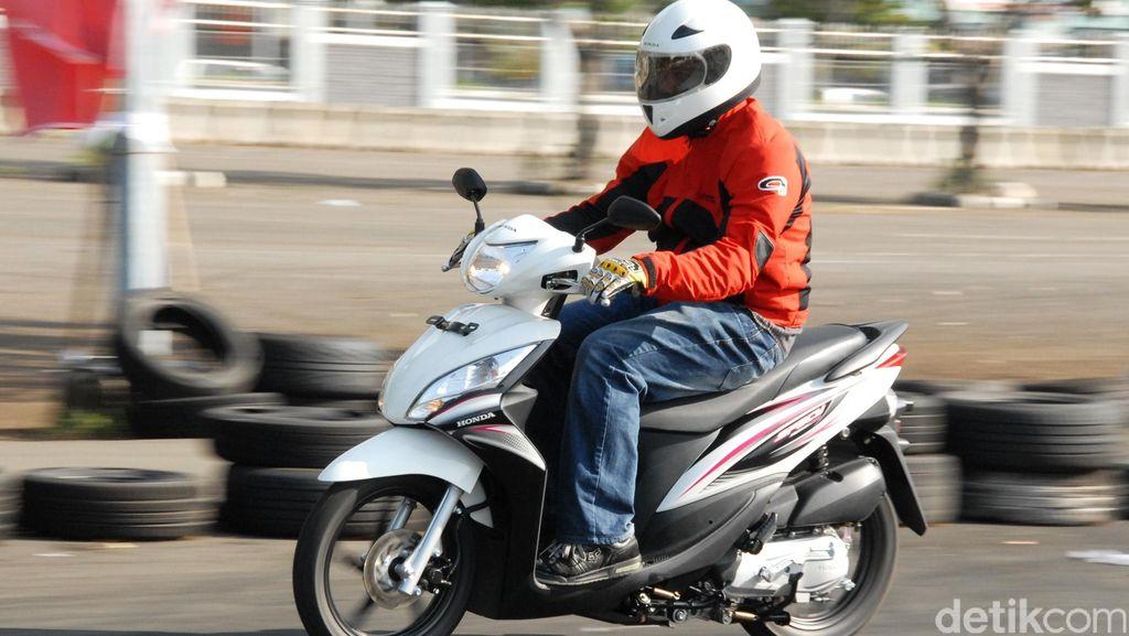 Oli untuk Honda Spacy 2011