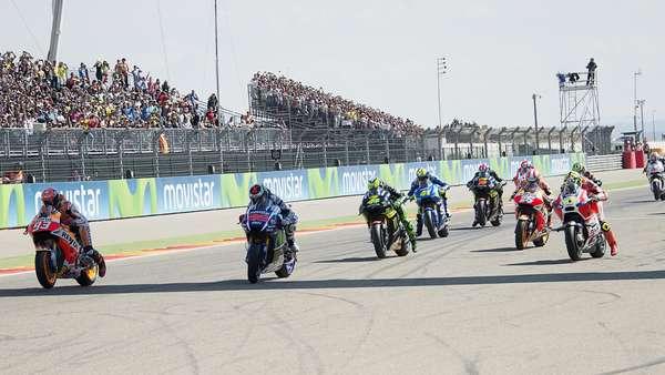 Kalender Resmi MotoGP 2017 Dirilis