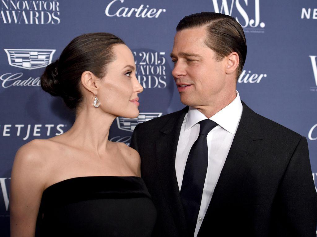 Pengakuan Angelina Jolie tentang Alasan Cerai dari Brad Pitt
