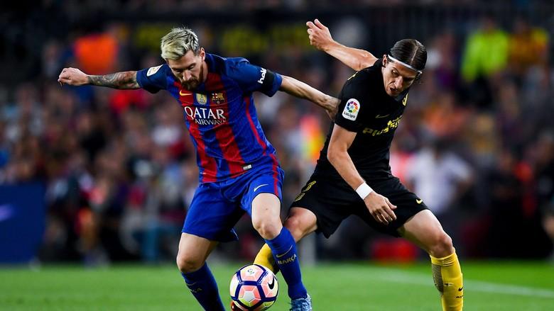 Data dan Fakta Jelang Duel Atletico vs Barcelona