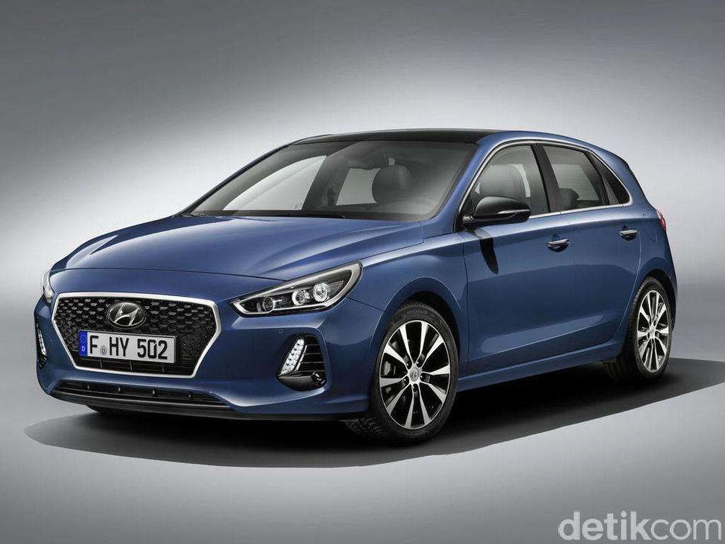 Hyundai i30 Tampil Lebih Modern
