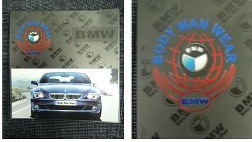 Ini Logo Merek Fashion yang Diduga Tiru BMW