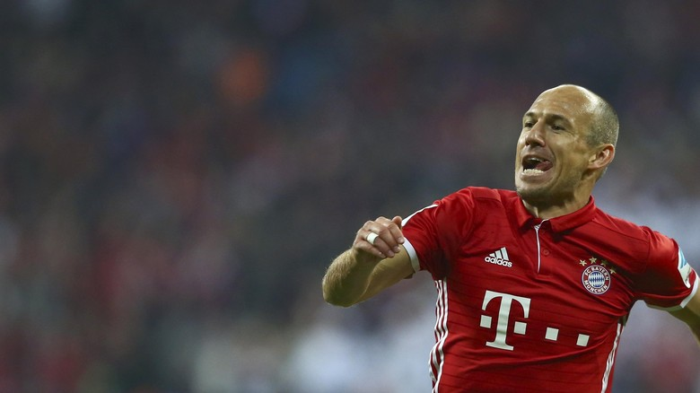 """Bandar Bola - Robben Sudah Fit Untuk Melawan Dortmund"""