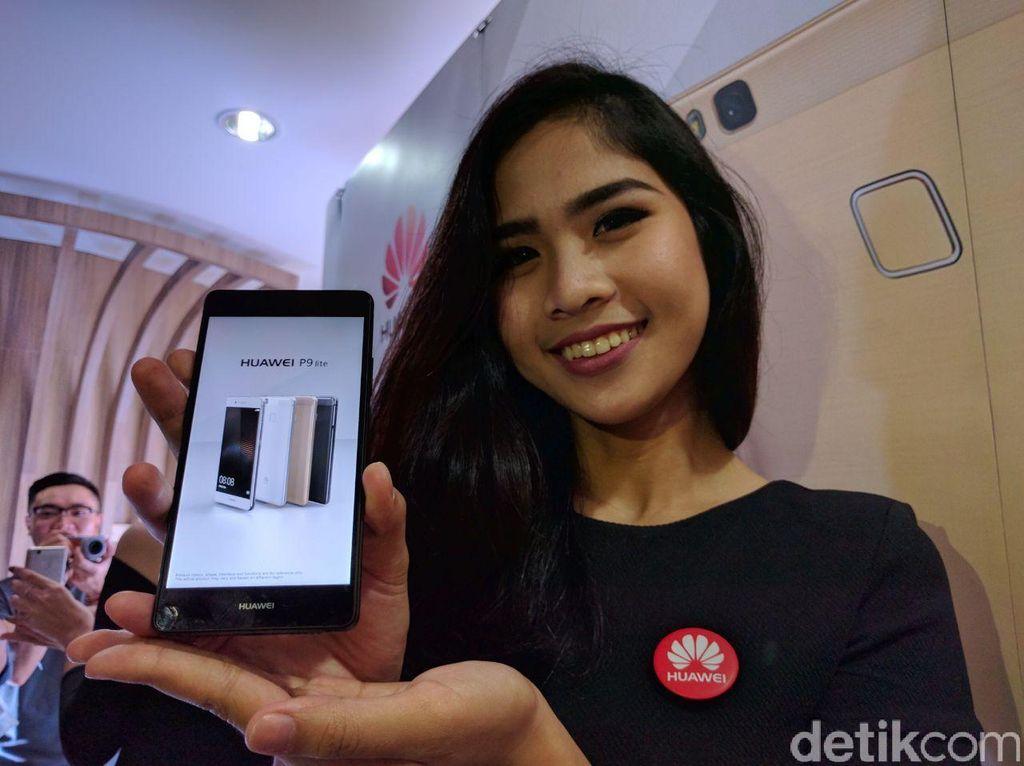 Huawei P9 Lampaui Target Penjualan