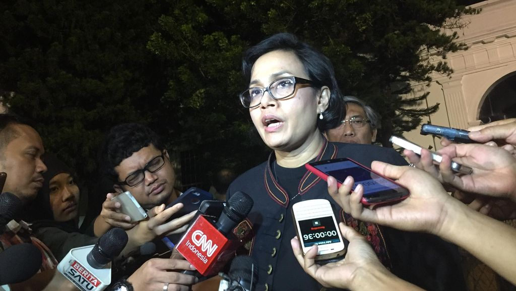 Aguan Hingga Ical Bertemu Jokowi di Istana, Bahas Tax Amnesty