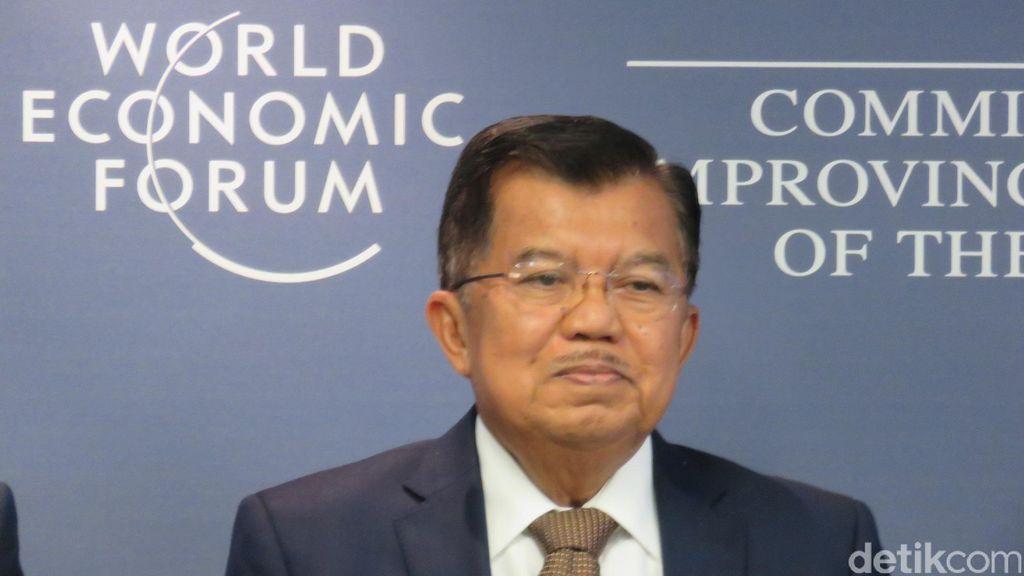 JK Sebut Korupsi Dana Asian Games di KOI Sangat Memalukan