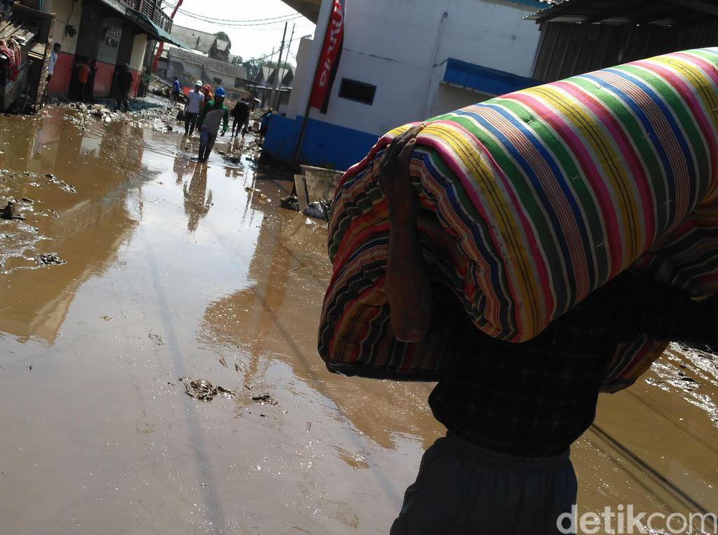 Kampung Cimacan, Garut, Pasca Banjir Bandang