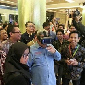 Atmosfer PON Bisa Dinikmati via Virtual Reality
