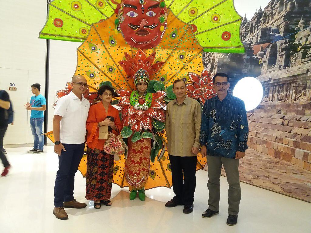 Kemenpar Promosi Wisata Lewat Festival Wonderful Indonesia di Vietnam