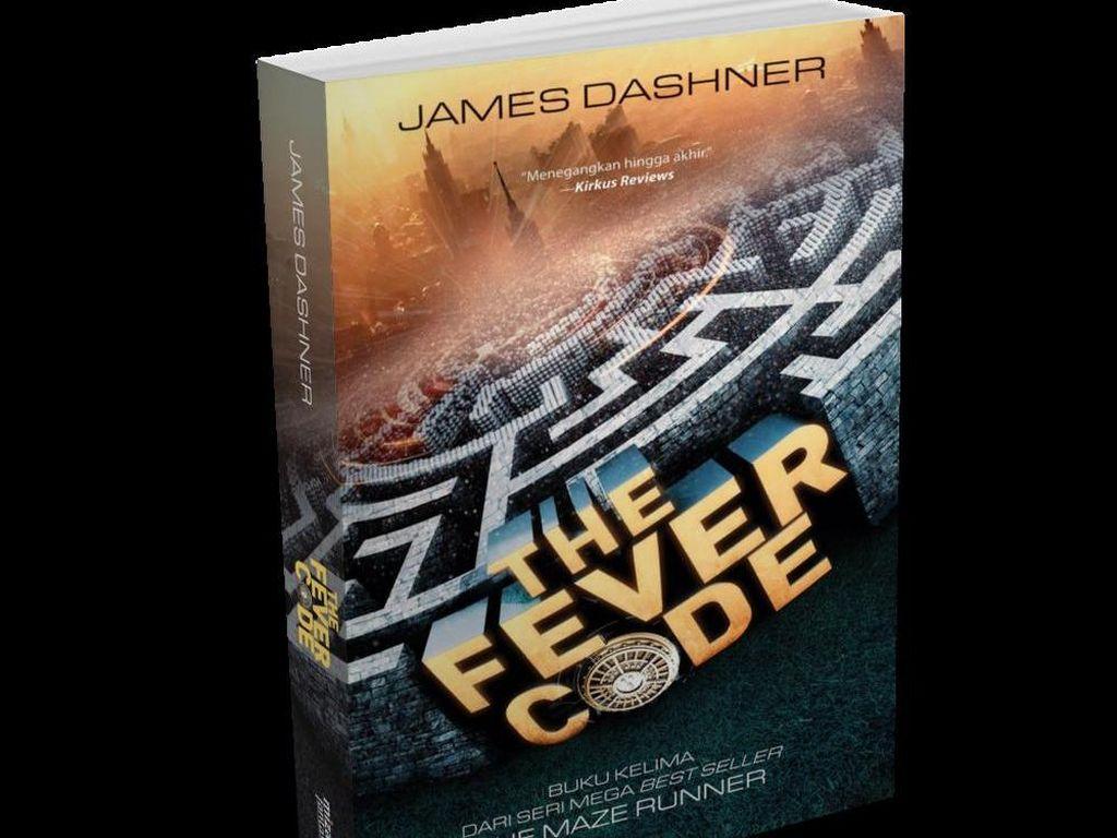 Novel ke-5 Seri The Maze Runner Versi Bahasa Indonesia Segera Terbit