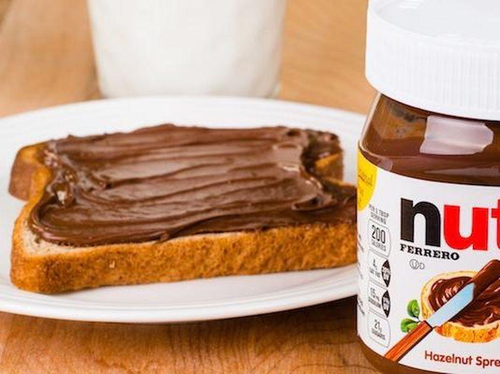 Penggemar Selai Cokelat, Perlu Tahu 5 Fakta Unik Nutella Ini