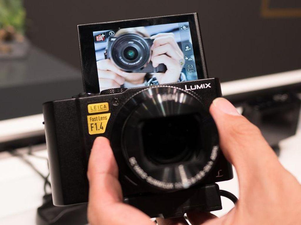 Panasonic LX15: Kamera Saku yang Canggih