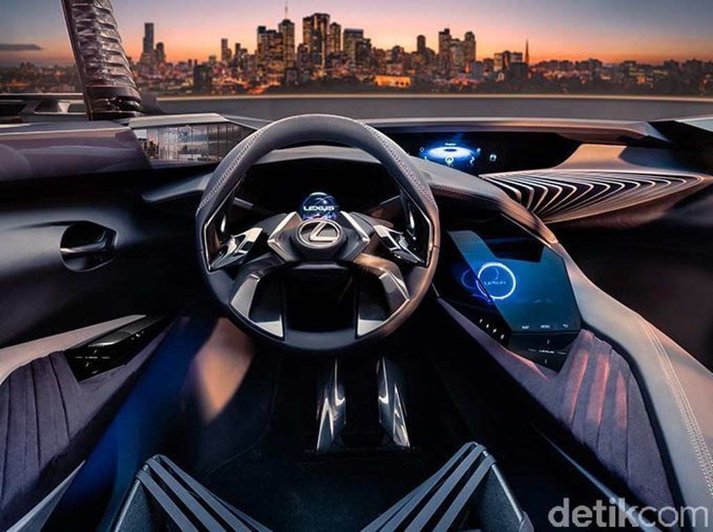 Interior Lexus Ini Wah Banget