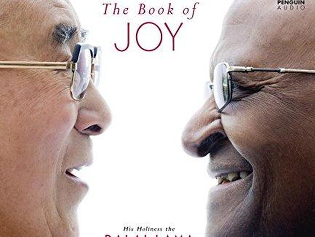 Dalai Lama dan Desmond Tutu Tulis Buku The Book of Joy