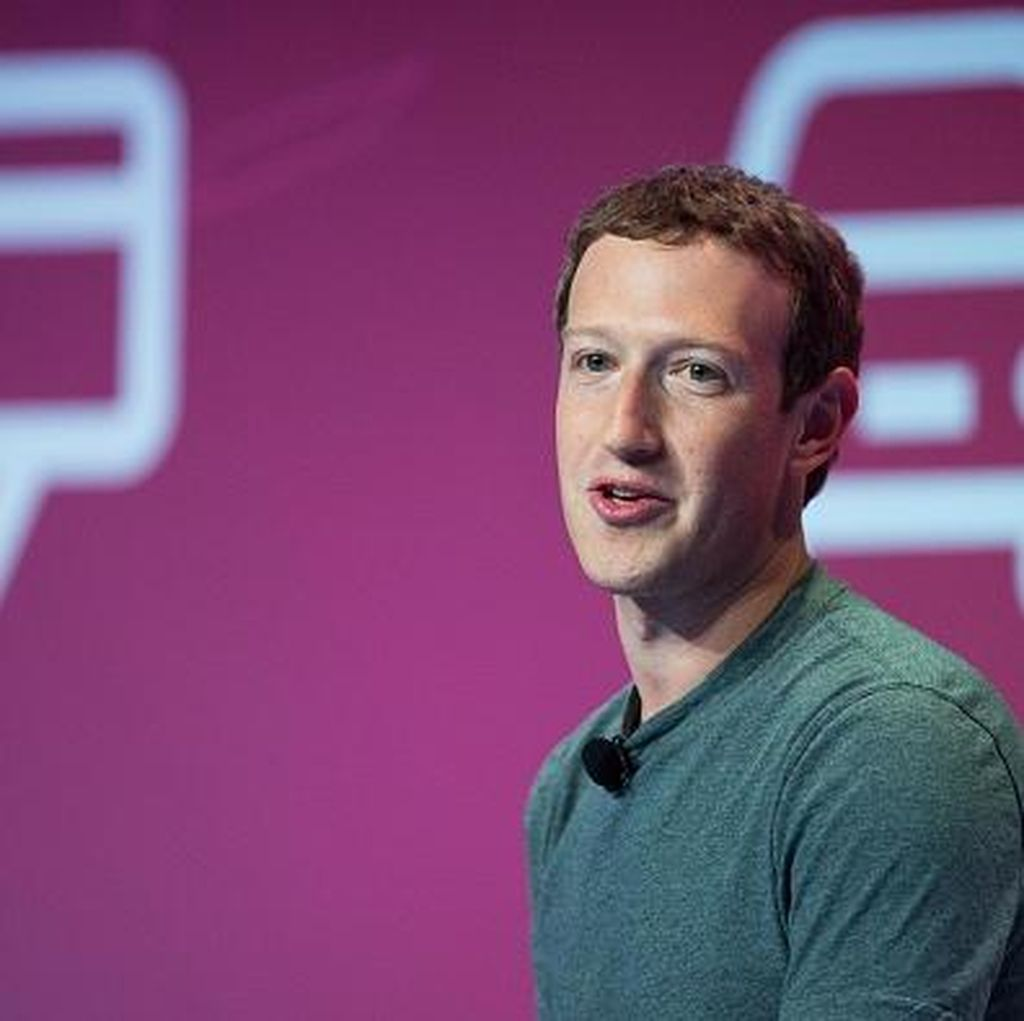 Dua Minggu di Tahun 2017, Harta Zuckerberg Tambah Rp 66 Triliun
