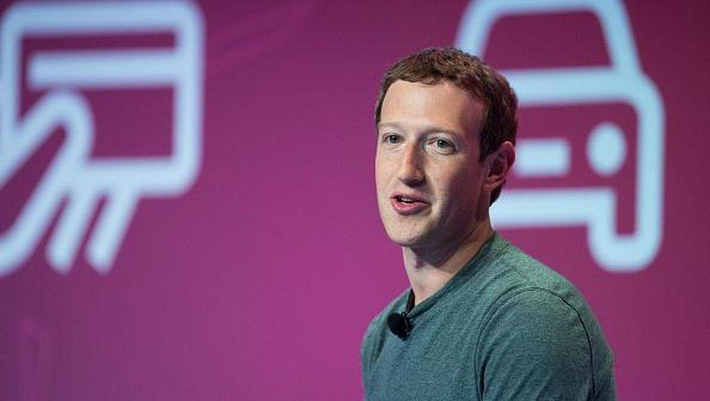 Akun Facebook Zuckerberg Dijaga Pasukan Khusus