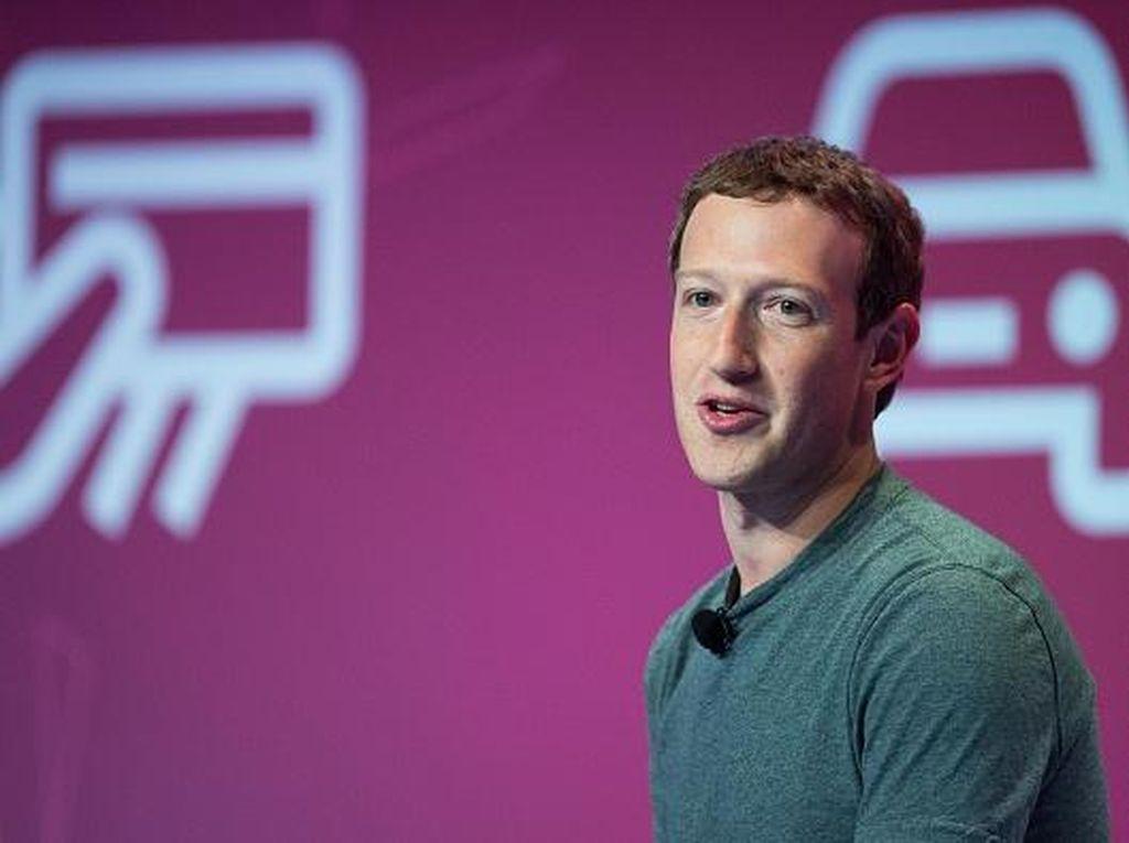 Kasus Oculus, Bos Facebook Diminta Bayar Denda Rp 6,6 Triliun