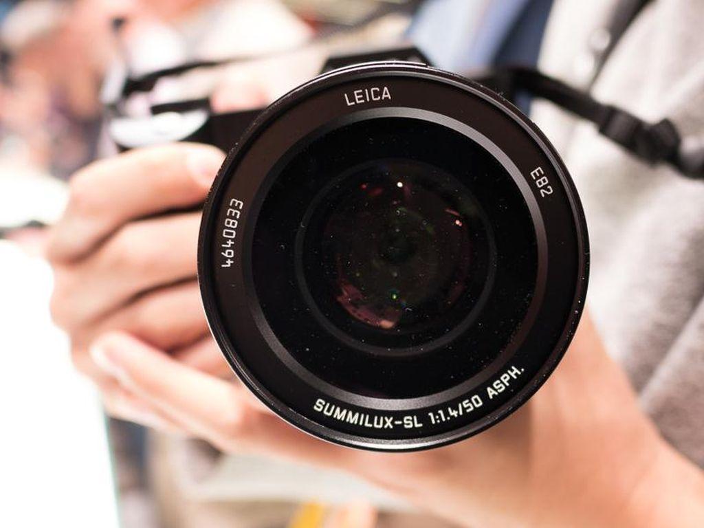 Deretan Lensa Baru Leica SL dan Handgrip
