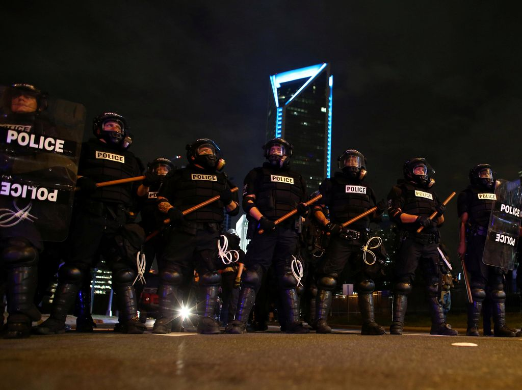 Polisi AS Tembak Mati Remaja yang Bawa Pistol Replika