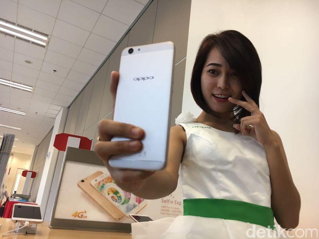 Oppo Melesat, Huawei Mandek, Samsung Tertinggi