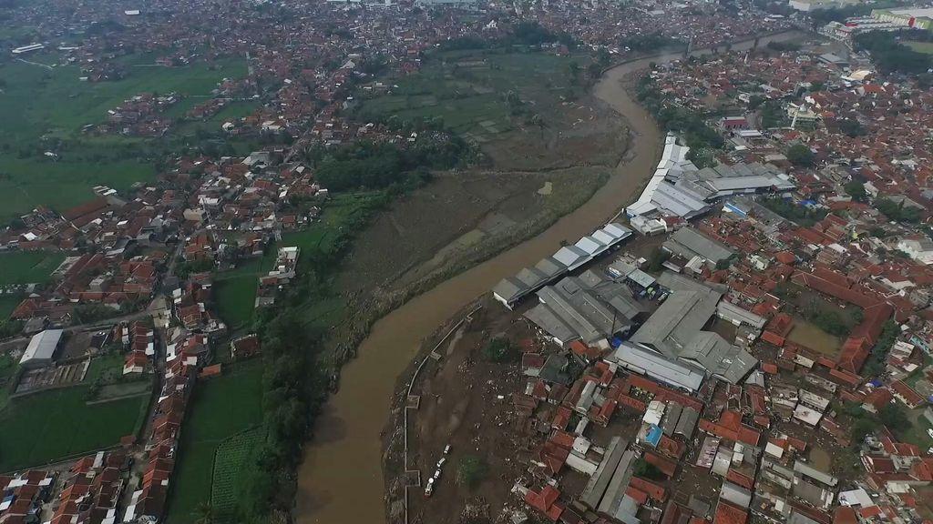 Pencarian Korban Banjir Bandang Garut Ditutup, 19 Orang Masih Hilang