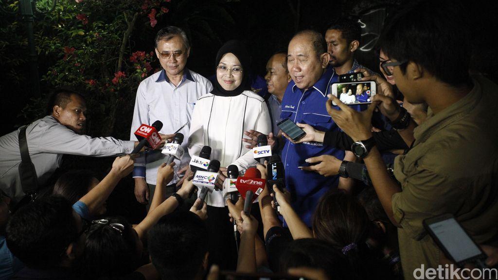 Sylviana, None Jakarta yang Jadi Cawagub DKI