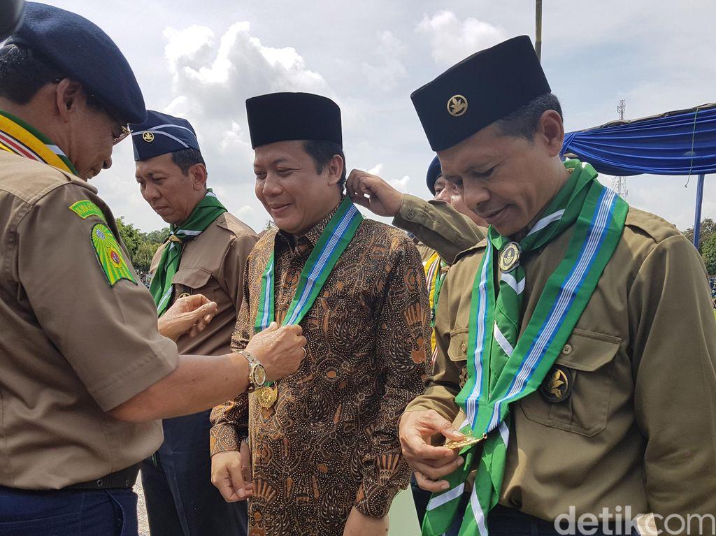 Taufik Kurniawan Hadiri Musywil Gerakan Kepanduan Hizbul Wathan