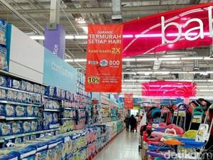 Promo Popok Murah di Transmart Carrefour