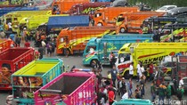 Antisipasi Macet Libur Natal, Operasional Truk Angkutan Barang Dibatasi