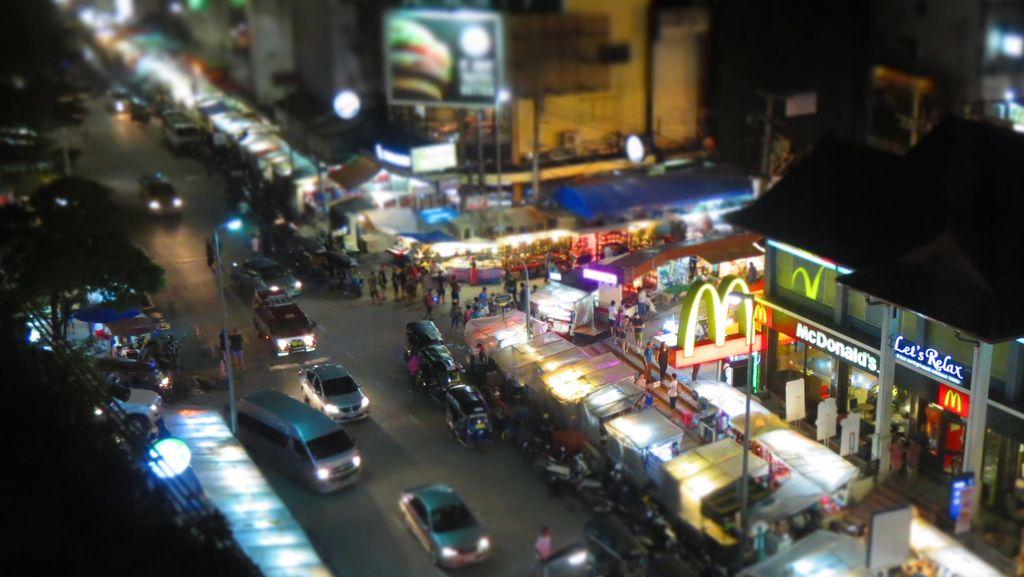 Ada Apa di Chiang Mai Night Market?