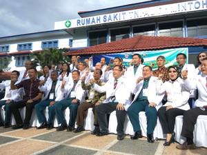 KPU DKI Terima Hasil Kesehatan Cagub Cawagub 28 September