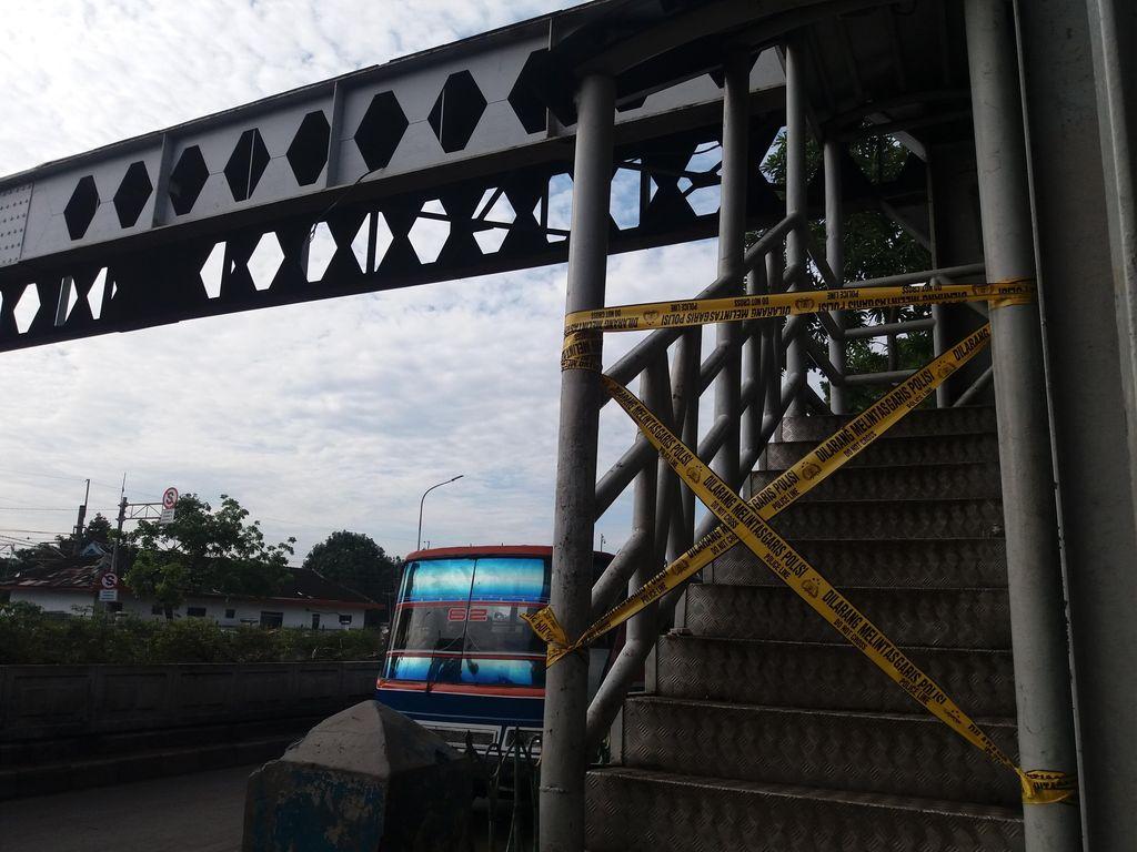 Polisi Akan Panggil Dishub DKI Terkait Robohnya JPO Pasar Minggu yang Tewaskan 3 Orang