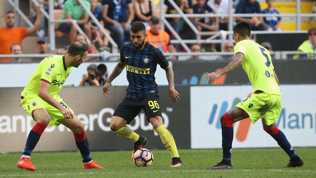 Gabigol Tak Gembira dengan Situasinya di Inter