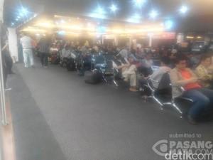 Ada Pesawat Tergelincir, Kabar dari Bandara Halim: Delay Diperpanjang Sejam
