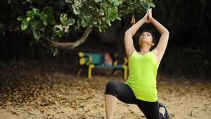 Gerakan Yoga untuk Menahan Lapar Saat Puasa, Seperti Apa Ya?