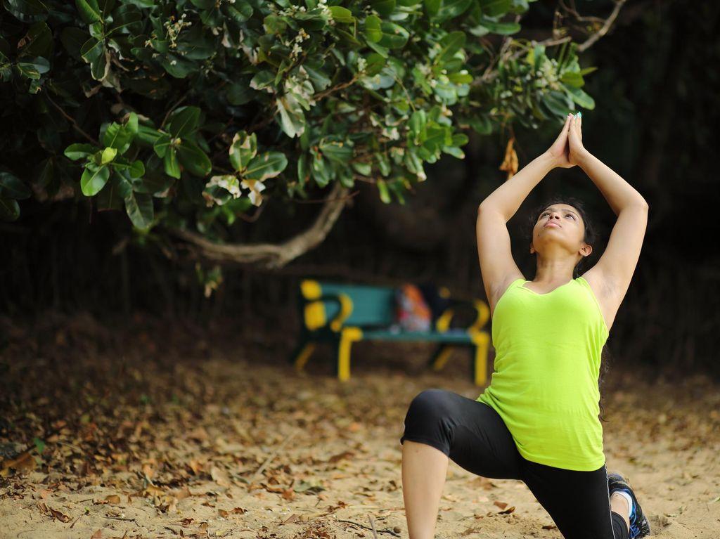 Cukup 25 Menit, Yoga Sudah Memberi Banyak Manfaat Lho