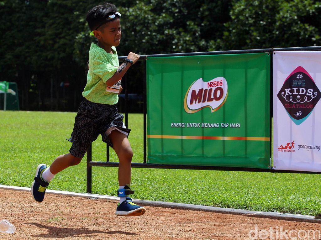 Jakarta Kids Triathlon 2016