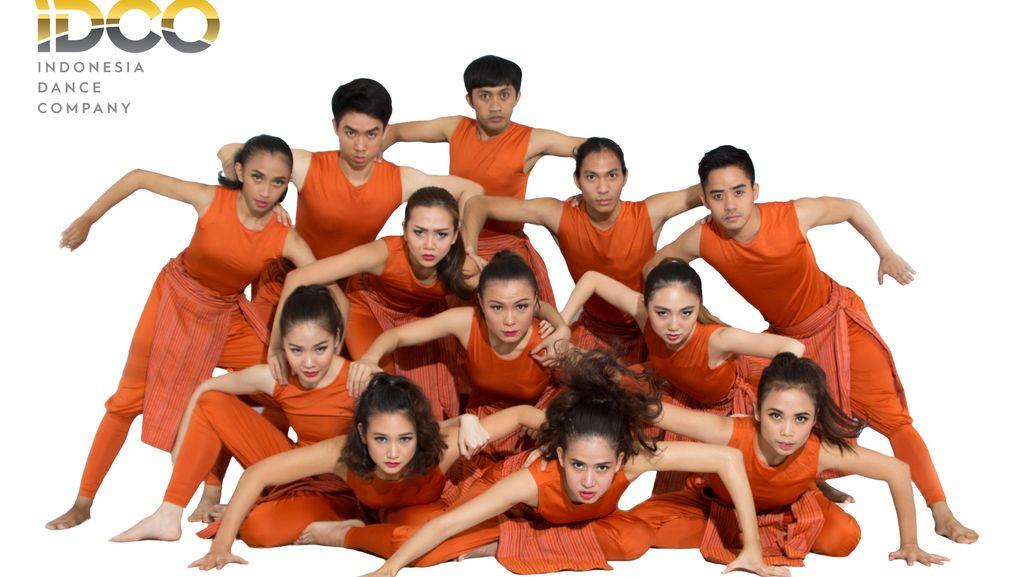 Indonesia Dance Company Diresmikan Awal Oktober