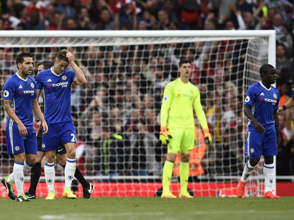 Chelsea Tampil seperti Tim Papan Tengah