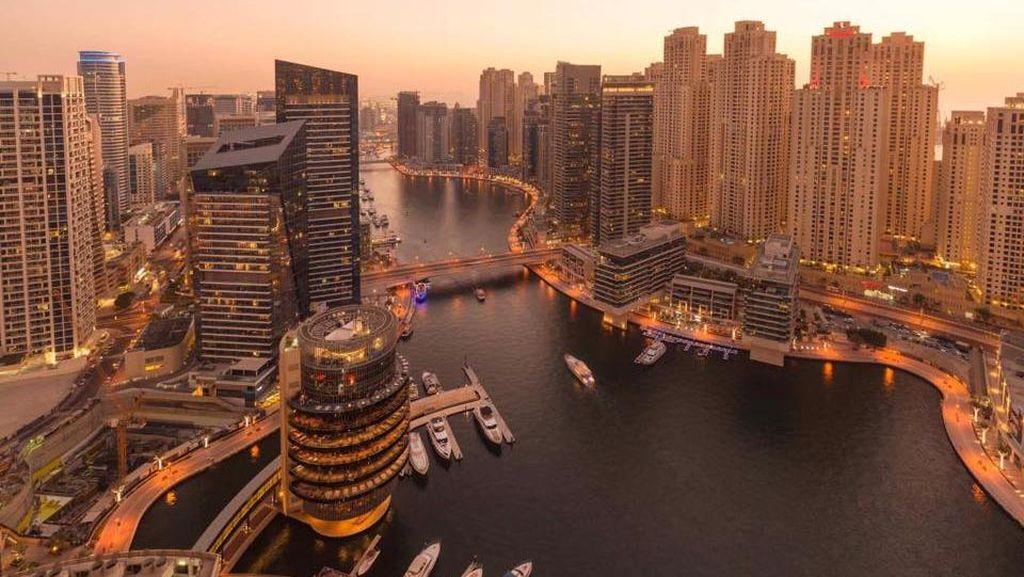 Wisata Hollywood di Dubai, Ini Tempatnya!