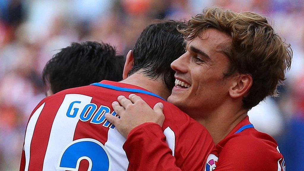 Griezmann Menangkan Atletico Atas Deportivo