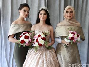 <i>Gorgeous</i>! Cantiknya Citra Kirana, Shireen Sungkar dan Ryana Dea