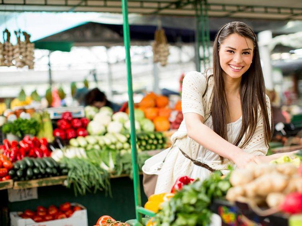 Lebih Mudah dan Hemat, Belanja Sayur dengan 5 Cara Ini